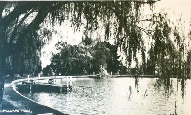 Cardbox Eureka Gardens Swimming Pool Ballarat