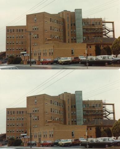 Sacred Heart hospital , Moreland Rd Coburg