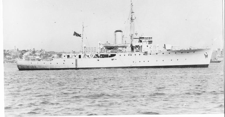 [HMAS Warrnambool]