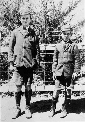 Richard and Thomas Duckworth
