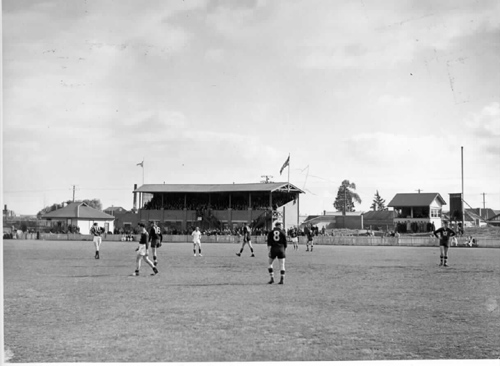 Yarraville Football Ground