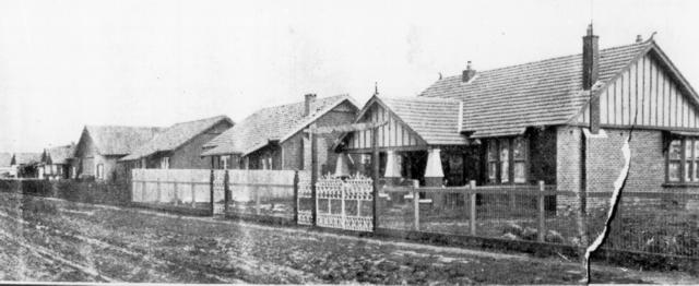 1920s Californian Bungalow Fawkner