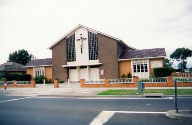 Miscellaneous: 1992. Corpus Christie Roman Catholic Church