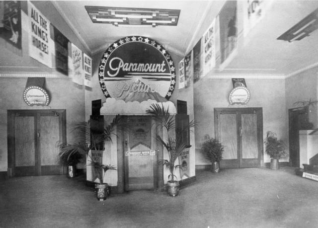 Foyer and Stalls Plaza Theatre