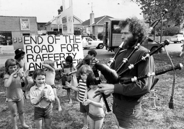 Anti-freeway protest